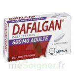 DAFALGAN ADULTES 600 mg, suppositoire à Agen