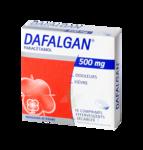 DAFALGAN 500 mg, comprimé effervescent sécable à Agen