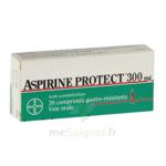 ASPIRINE PROTECT 300 mg, comprimé gastro-résistant à Agen