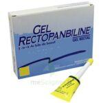 GEL RECTOPANBILINE, gel rectal à Agen