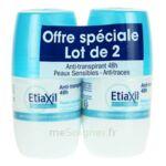 ETIAXIL DEO 48H ROLL-ON LOT 2 à Agen