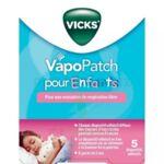 VICKS VAPOPATCH ENFANTS à Agen