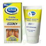 Scholl Crème Réparatrice pour Talons Fendillés à Agen