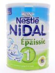NIDAL LAIT 1 FORMULE EPAISSIE 800G à Agen