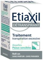 Etiaxil Aisselles Détranspirant peau sensibles Roll-on/15ml à Agen