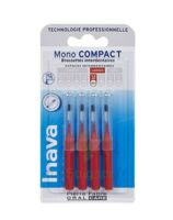 Inava Brossettes Mono-compact Rouge Iso 4 1,5mm à Agen