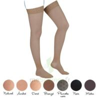 VENOFLEX INCOGNITO ABSOLU 2 Bas cuisse femme nude T3N à Agen