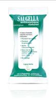 SAUGELLA ANTISEPTIQUE Lingette hygiène intime Paquet/15 à Agen