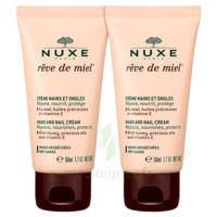 Rêve De Miel® Crème Mains Et Ongles 2*50ml à Agen