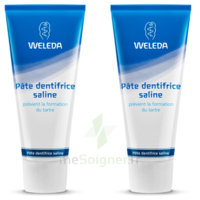 Weleda Duo Pâte Dentifrice Saline 150ml à Agen