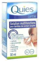Quies Optik Solution Lentille Souple Multifonctions Fl/30ml à Agen