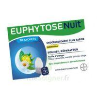 Euphytosenuit Tisane 20 Sachets à Agen