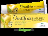 Lehning Pâte Dentifrice Homéopathique Citron T/80g à Agen