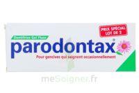 PARODONTAX DENTIFRICE GEL FLUOR 75ML x2 à Agen