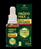 Lehning Propomax Immunité Propolis Verte Bio Extrait Sans Alcool Fl/30ml à Agen