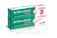 Pierre Fabre Oral Care Arthrodont Dentifrice Classic Lot De 2 75ml à Agen