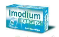 IMODIUMLIQUICAPS 2 mg, capsule molle à Agen