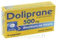 DOLIPRANE 500 mg Comprimés 2plq/8 (16) à Agen
