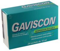 GAVISCON, suspension buvable en sachet à Agen