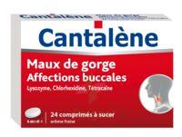 CANTALENE, comprimé à sucer à Agen