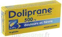 DOLIPRANE 500 mg Gélules B/16 à Agen