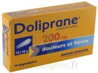 Doliprane 200 Mg Suppositoires 2plq/5 (10) à Agen
