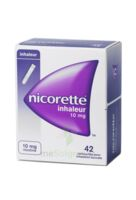 Nicorette Inhaleur 10 Mg Cartouche P Inh Bucc Inhalation Buccale B/42 à Agen