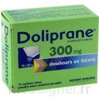 Doliprane 300 Mg Poudre Pour Solution Buvable En Sachet-dose B/12 à Agen