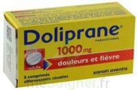 DOLIPRANE 1000 mg Comprimés effervescents sécables T/8 à Agen