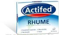 ACTIFED RHUME, comprimé à Agen