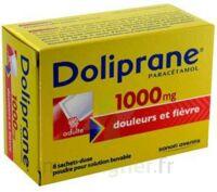 DOLIPRANE 1000 mg Poudre pour solution buvable en sachet-dose B/8 à Agen