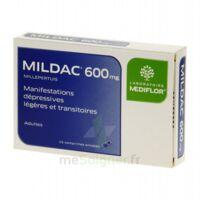 MILDAC 600 mg, comprimé enrobé à Agen