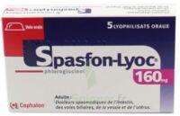 SPASFON LYOC 160 mg, lyophilisat oral à Agen