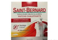 St-Bernard Patch zones étendues x2 à Agen