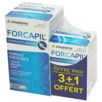 Forcapil Gélules croissance vitalité cheveux ongles B/180+60 à Agen