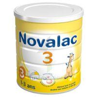 Novalac 3 Croissance lait en poudre 800g à Agen