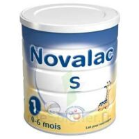 Novalac S 1 Lait en poudre 800g à Agen