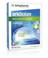 Arkocean Magnesium Marin Vitamine B6 Gélules nervosité fatigue B/30 à Agen