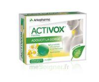 Activox Sans Sucre Pastilles Menthe Eucalyptus B/24 à Agen