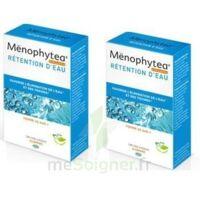 menophytea silhouette rétention d'eau à Agen