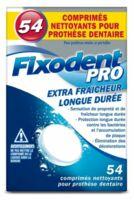 Fixodent Pro Comprimés Nettoyant Fraîcheur Longue Durée Pour Prothèse Dentaire B/54 à Agen