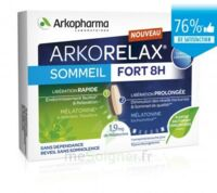 Arkorelax Sommeil Fort 8H Comprimés B/15 à Agen