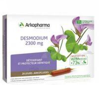 Arkofluide Bio Ultraextract Desmodium Solution Buvable 20 Ampoules/10ml à Agen