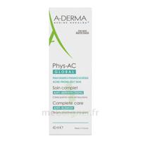 Aderma Phys'ac Global Soin Imperfection Sévères 40ml à Agen