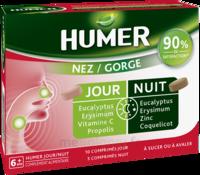 Humer Nez/gorge Jour&nuit 15 Comprimés à Agen