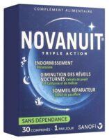 Novanuit Triple Action Comprimés B/30 à Agen