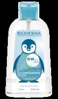 Abcderm H2o Solution Sans Rinçage Nettoyante Bébé Fl Pompe/1l à Agen