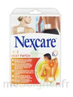 Nexcare Heat Patch, , Bt 5 à Agen