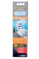 Brossette De Rechange Oral-b Trizone X 3 à Agen