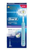 ORAL B PROFESSIONAL CARE 700 WHITE & CLEAN à Agen